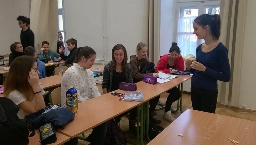 Locatie Barneveld bezoekt school in Hongarije