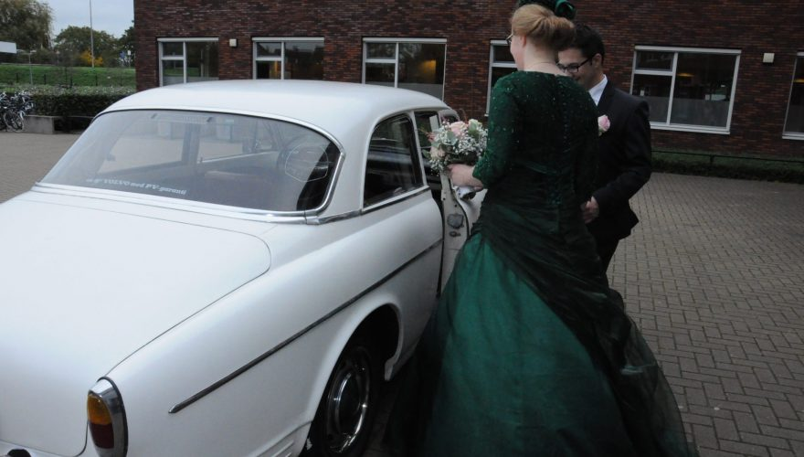 getrouwd!