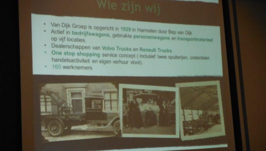 Foto's excursie 2BK Van Dijk Geldermalsen