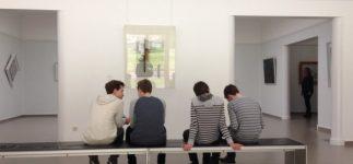 Kunstzinnige acties in het Kröller-Müllermuseum