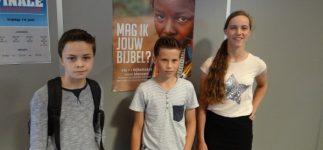 € 34.000,00 voor Wycliffe Bijbelvertalers