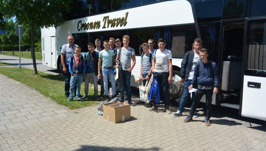 Bezoek Scapetown Eindhoven