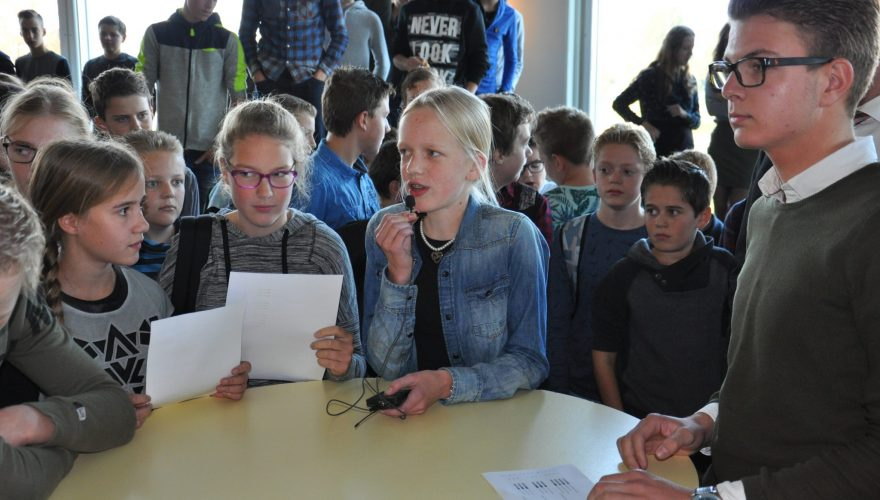 Uitslag verkiezing leerlingpanel