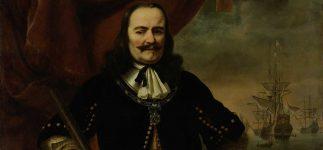 Gastles door 12e nazaat van Michiel de Ruyter