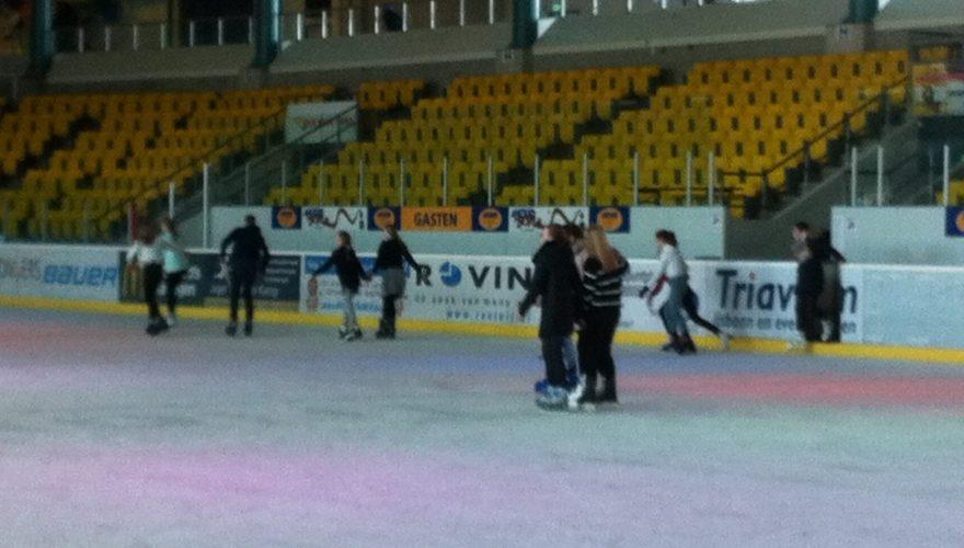 Excursie schaatsen 2-vmbo