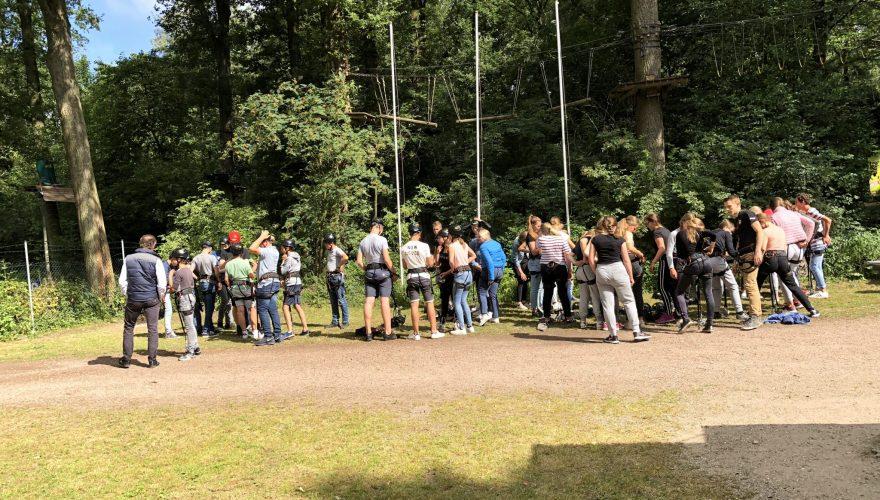 Excursie 2-vmbo gl/tl