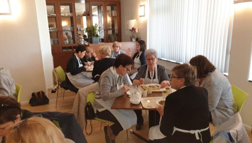 Bezoek Poolse gasten
