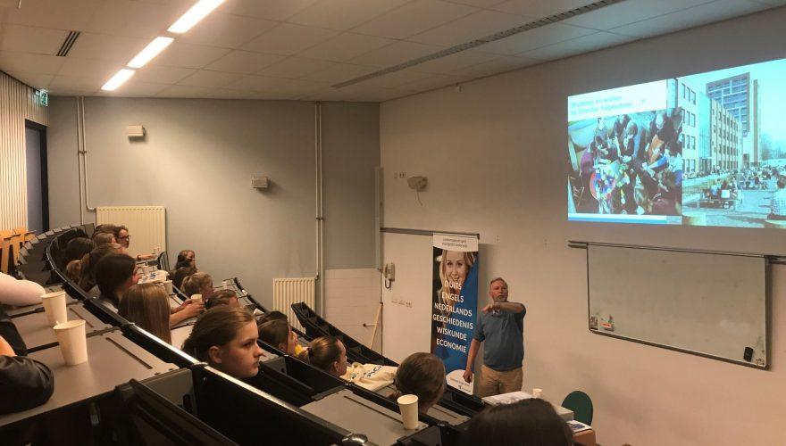 Op bezoek bij Driestar Educatief in Gouda