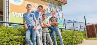 Verkort lesrooster i.v.m. leerlingbesprekingen – leerlingen na 13.55 uur vrij
